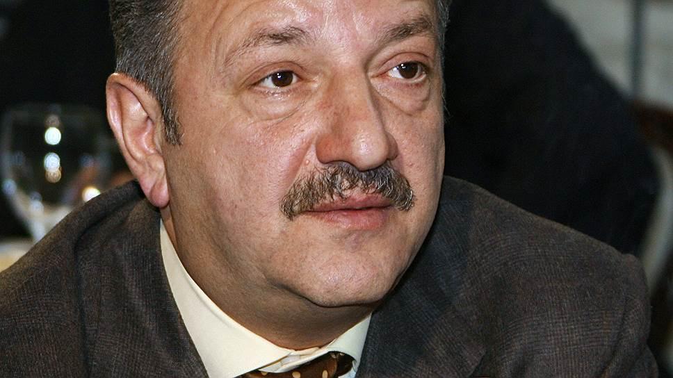 Бывший владелец Черкизовского рынка, бизнесмен Тельман Исмаилов