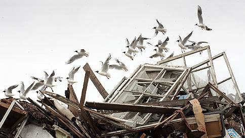 В Подмосковье к реновации не готовы // Минэкологии региона не нашло место для строительных отходов