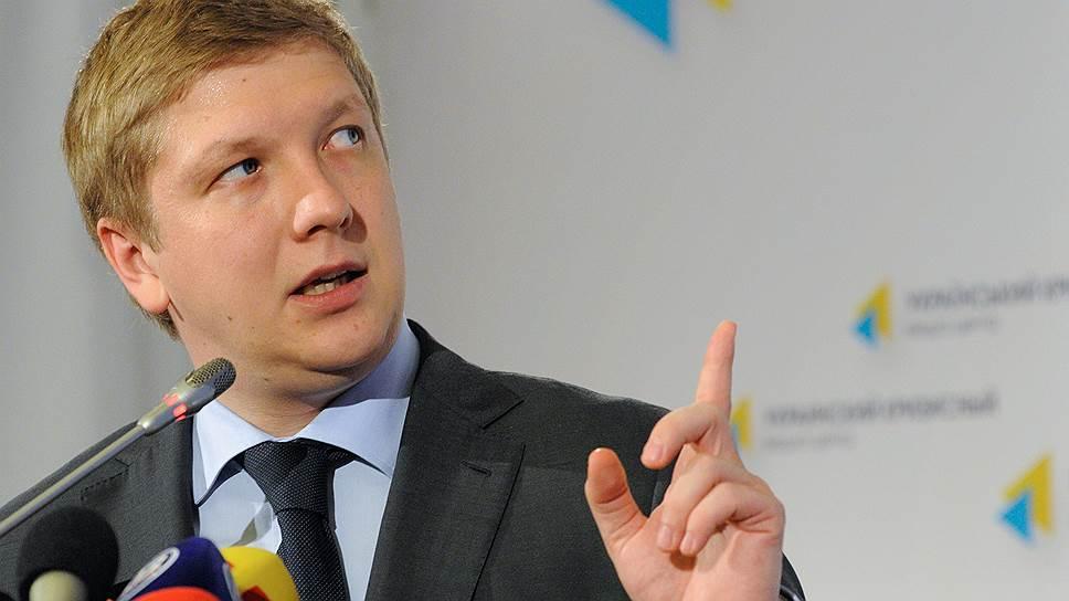 Глава правления НАК «Нафтогаз Украины» Андрей Коболев