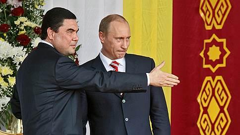 Владимир Путин может посетить Ашхабад в октябре // Визит президента готовит в Туркмении Валентина Матвиенко