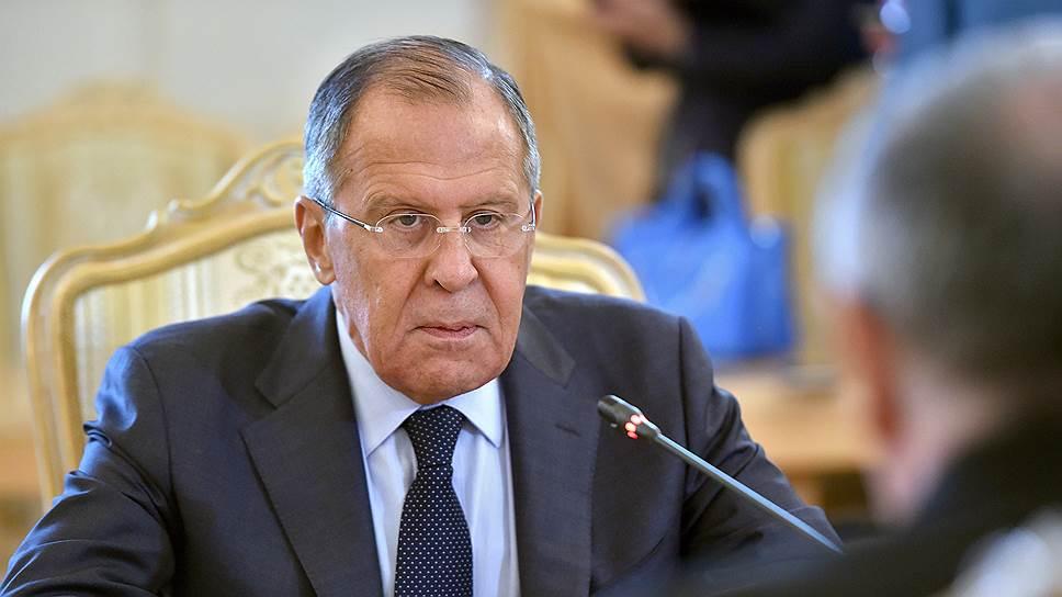 Как Сергей Лавров провел неформальные переговоры с Рексом Тиллерсоном