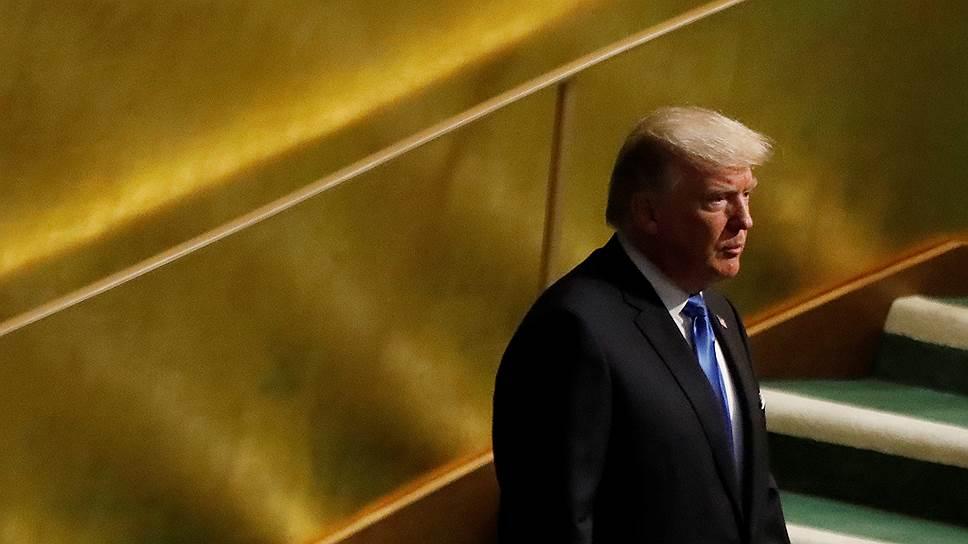 Как власти Венесуэлы и ряда других стран раскритиковали выступление президента США в ООН