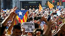В каталонских правительственных зданиях идут обыски