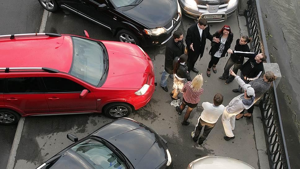 Почему парковок не хватит на всех