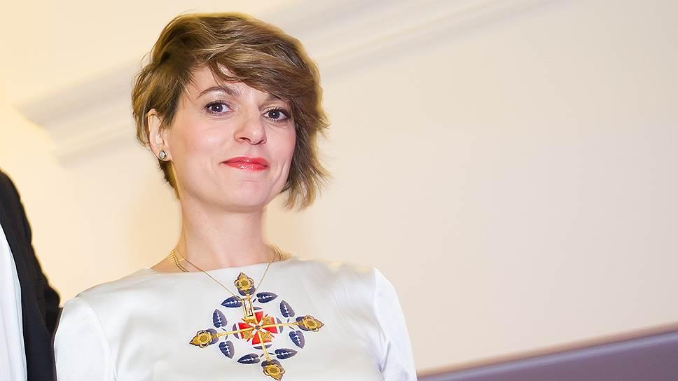Гендиректор проекта «Сноб» Марина Геворкян