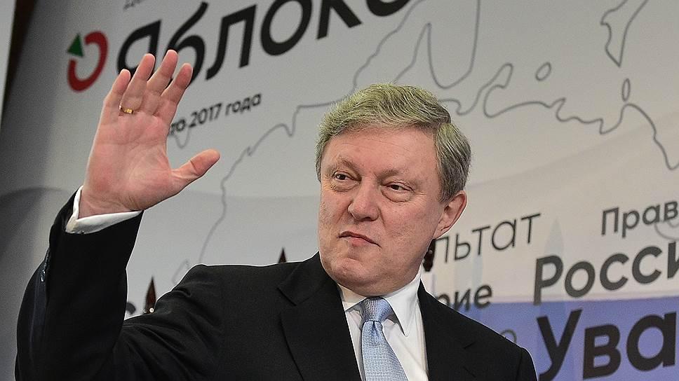 Как Григория Явлинского воодушевила победа в Москве
