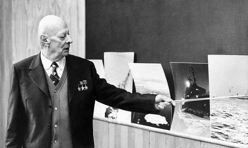 С 1975 по 1986 годы президентом АН СССР был физик Анатолий Александров, которого вспоминают как одного из самых демократичных и легких на подъем руководителей. В годы войны он возглавил работы по защите кораблей от магнитных мин, но ближе к победе по приглашению Игоря Курчатова присоединился к «атомному проекту». Лично занимался созданием атомного флота и разработкой реакторов для атомных электростанций
