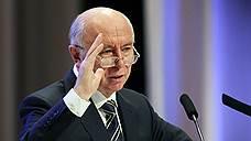 Николай Меркушкин уволен по собственному желанию