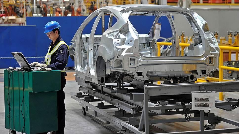 Как Китай заманивает зарубежные электромобили