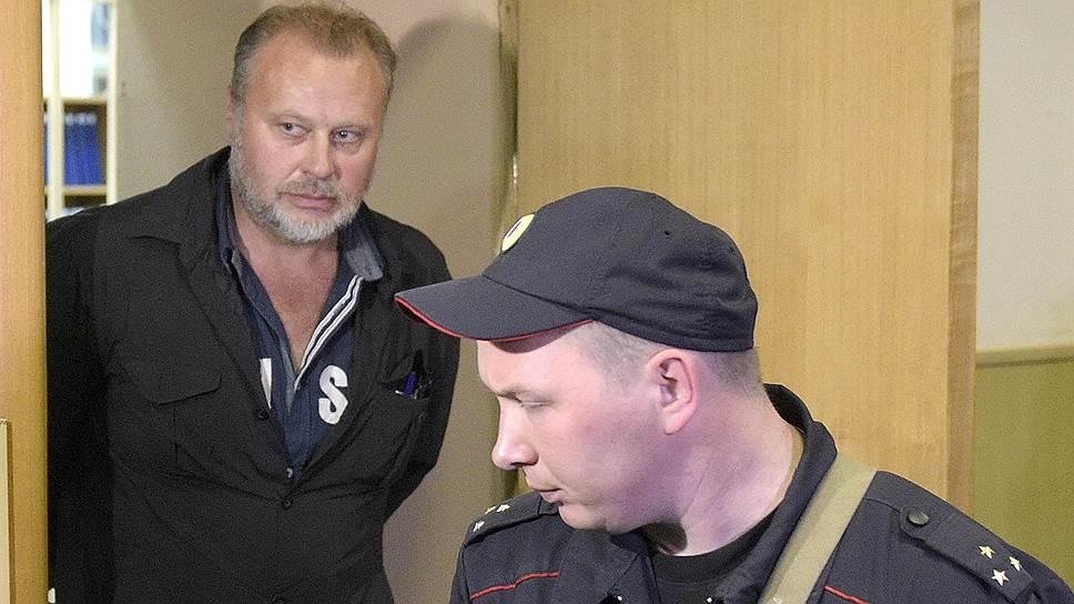 Как был взят под стражу Алексей Данилов