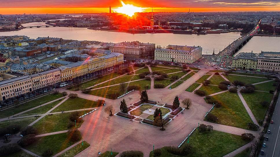 Почему правозащитники выступают против закрытия гайд-парка в центре Санкт-Петербурга