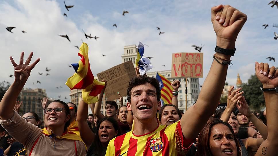 Зарубежные СМИ — об итогах референдума в Каталонии