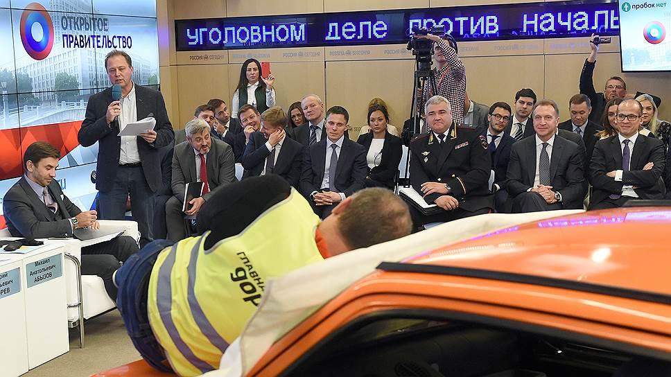 Как правительство будет бороться с аварийностью на дорогах