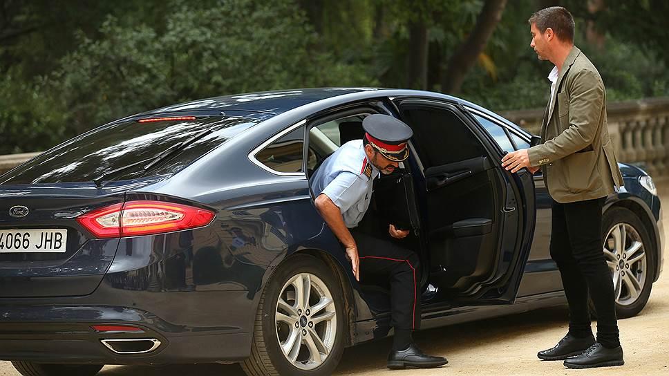 Прокуратура Испании возбудила дела о подстрекательстве к мятежу