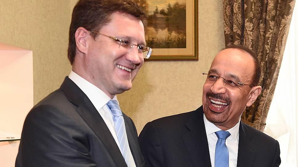 Саудовцы инвестируют в нефть и газ России
