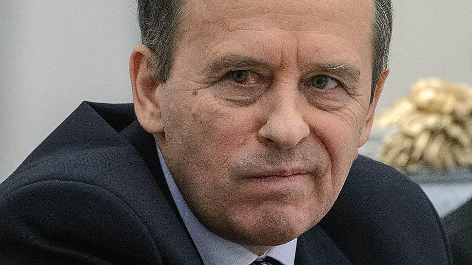 Директор ФСБ России Александр Бортников