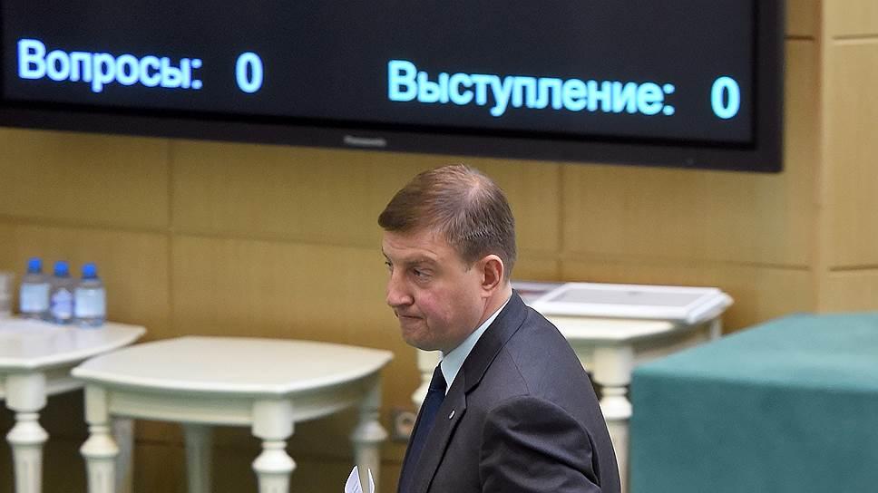 Почему Андрей Турчак пока не торопится в Москву