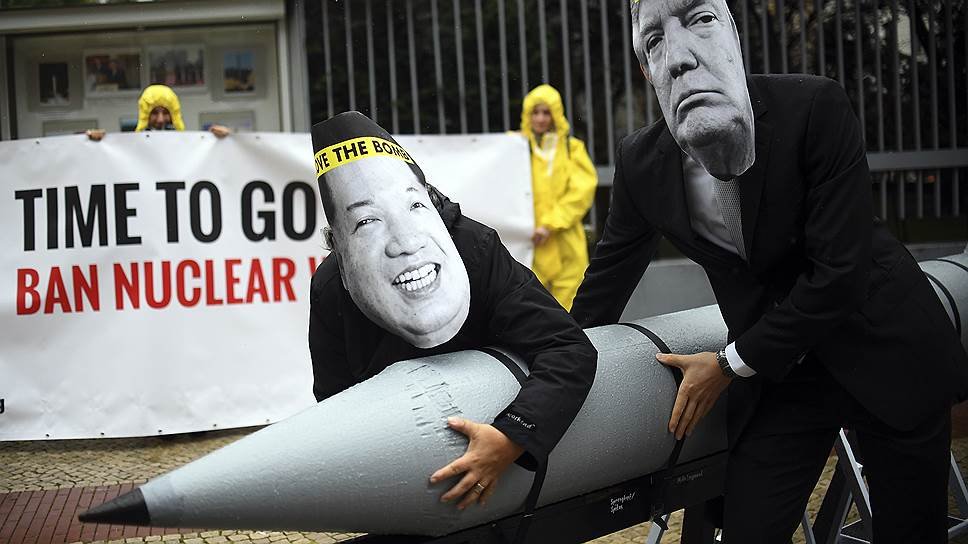 Как Нобелевский комитет поддержал инициативу ядерного разоружения