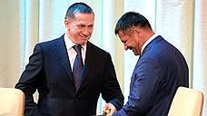 Андрей Тарасенко обещает прорубить окно в Азиатско-Тихоокеанский регион