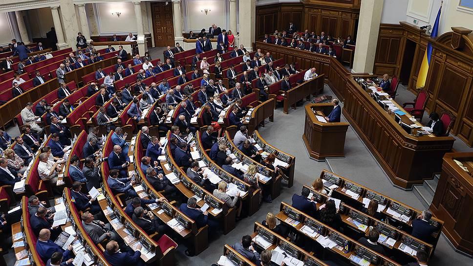 Как реинтеграцию Донбасса одобрили в первом чтении