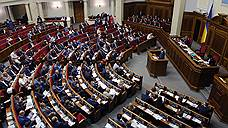 Реинтеграцию Донбасса одобрили в первом чтении