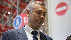 Новосибирскому губернатору подыскали замену на стороне