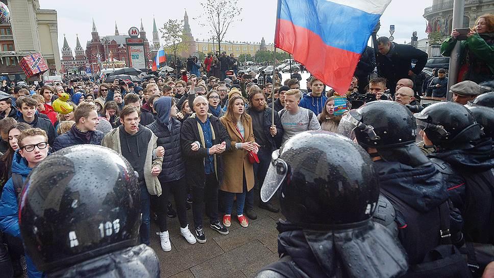 Как прошли последние акции протеста сторонников Алексея Навального