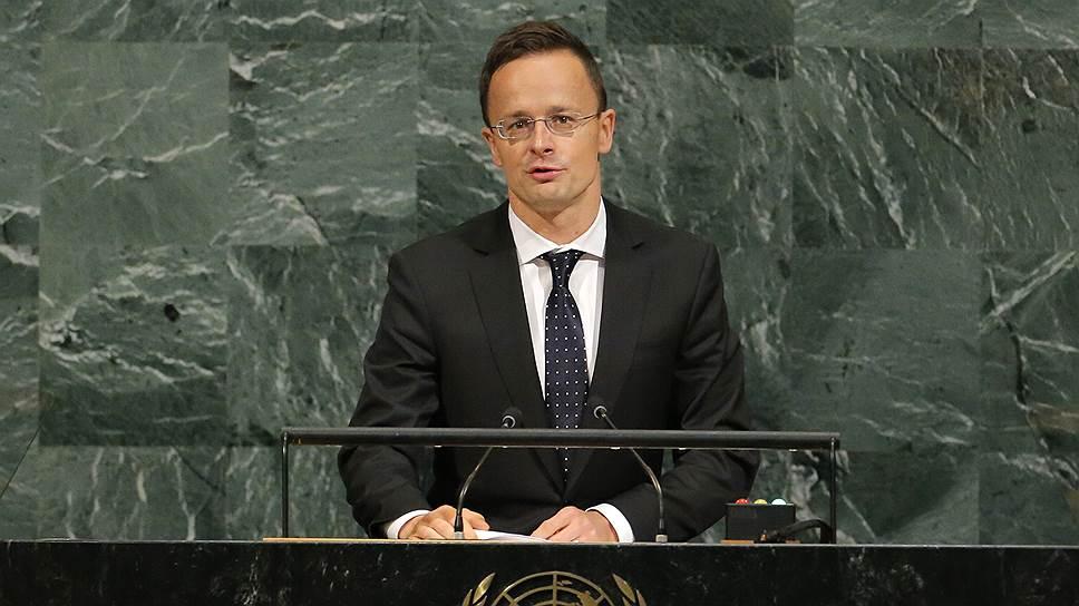 Венгрия призывает пересмотреть Соглашение об ассоциации Украины с ЕС