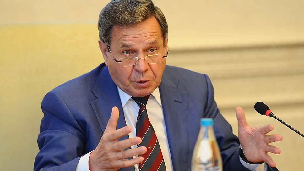 Как Владимир Городецкий оставил пост губернатора Новосибирской области