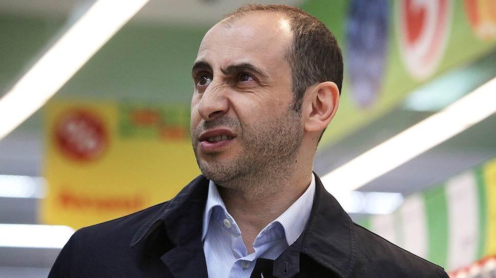 CEO X5 Retail Group Игорь Шехтерман