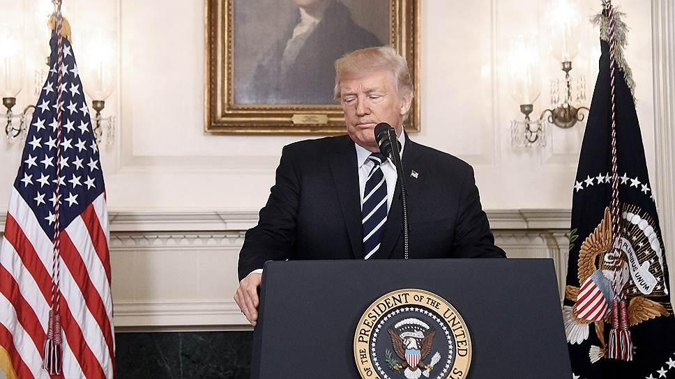 Какого решения иранского вопроса ждали от Дональда Трампа