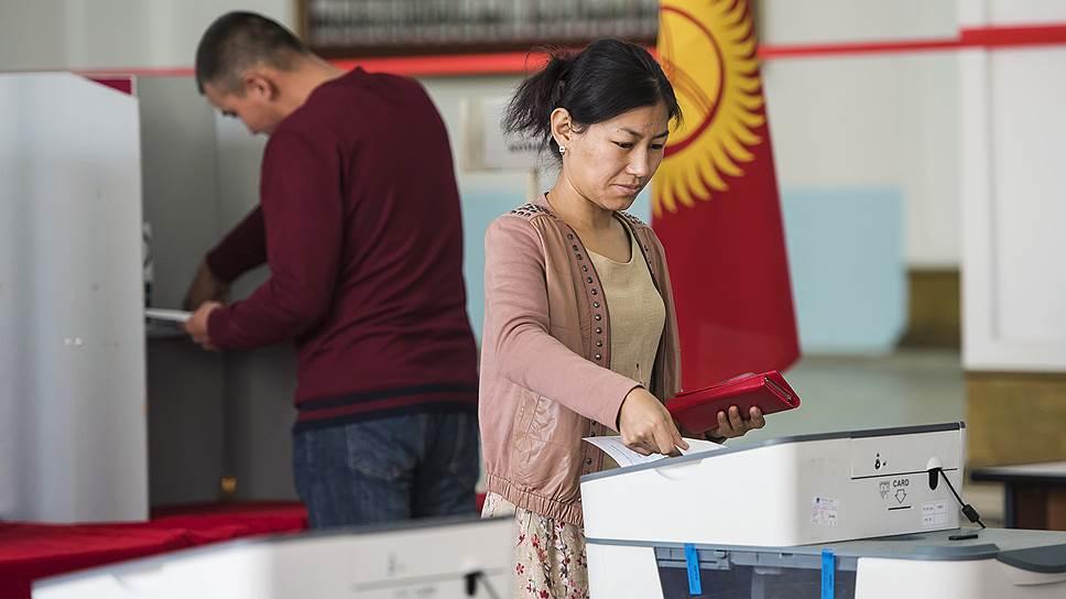 Как Сооронбай Жээнбеков выиграл президентские выборы в Киргизии