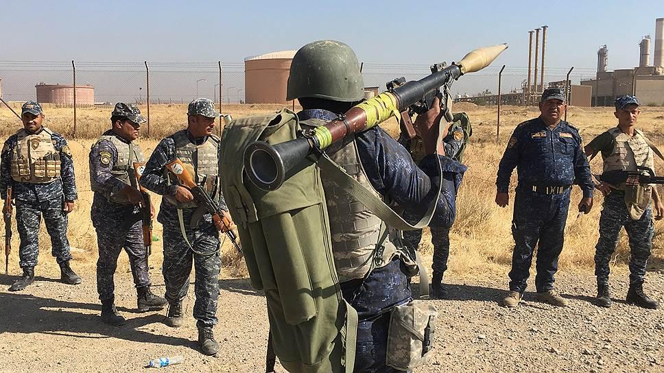 Почему Багдаду не удалось мирно вернуть Киркук
