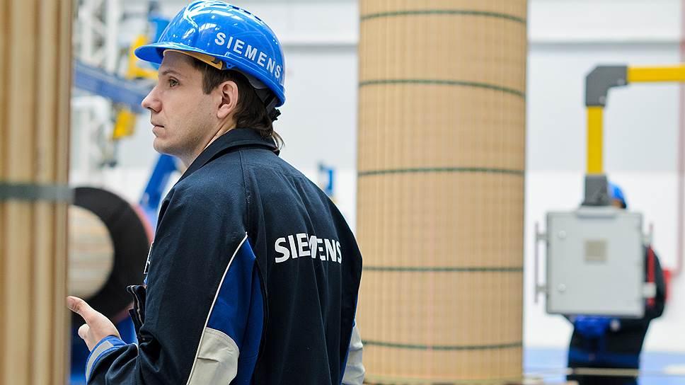 Кто и почему подал встречный иск против Siemens