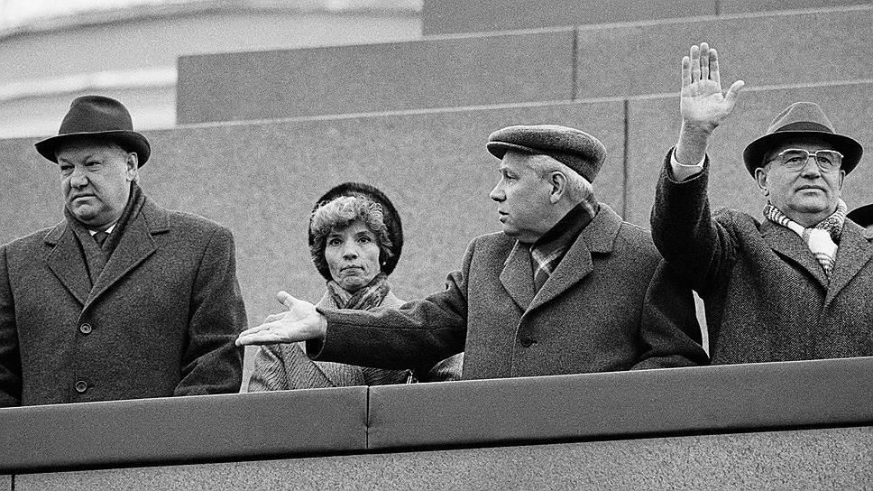 Как выступление Ельцина в октябре 1987-го изменило ход истории страны