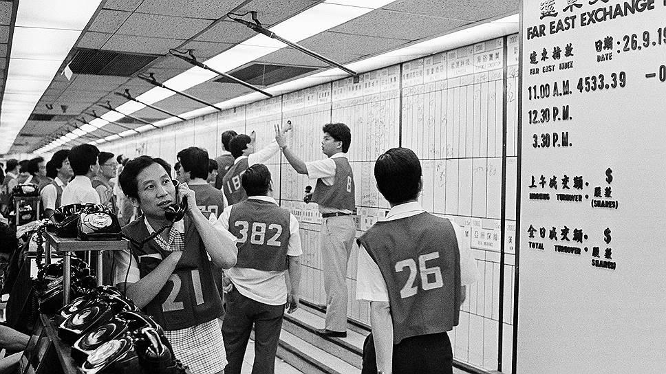 В Гонконге быстрое развитие финансового сектора обеспечило ударные результаты в гонке офшоров за первое место в мире