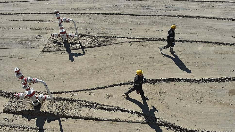 На каких условиях «Роснефть» планировала раздел продукции