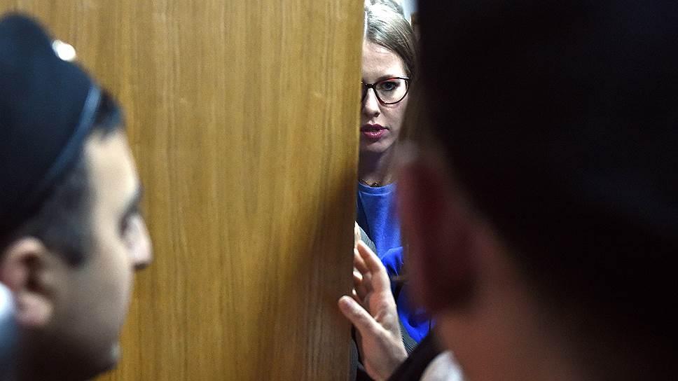 Зарубежные СМИ о решении Ксении Собчак баллотироваться в президенты