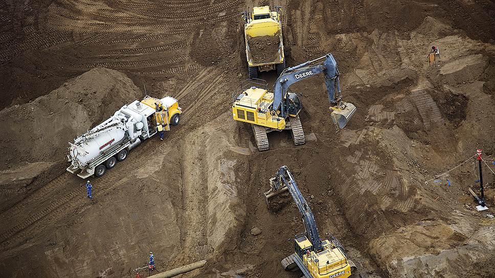 Самые большие объемы песка потребляют строительная и дорожная отрасли