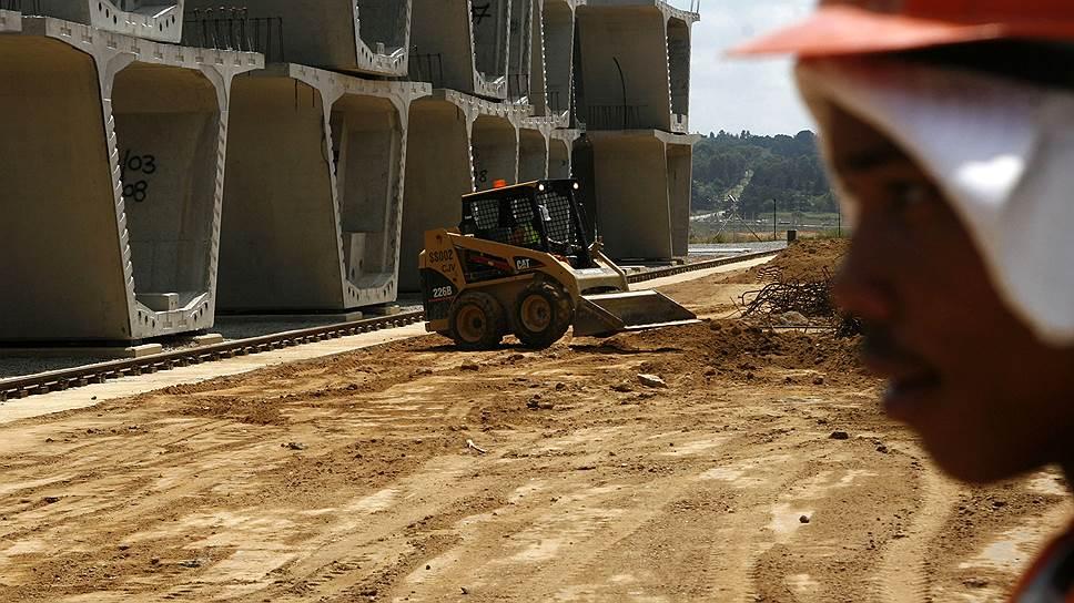 Причины дефицита песка — урбанизация и индустриализация