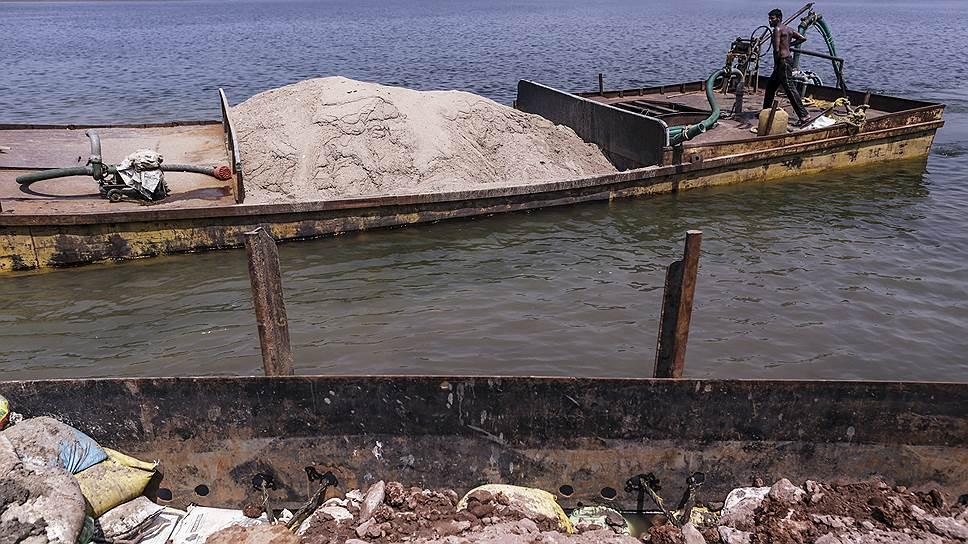Массовая добыча песка в Индонезии привела к уничтожению целых островов