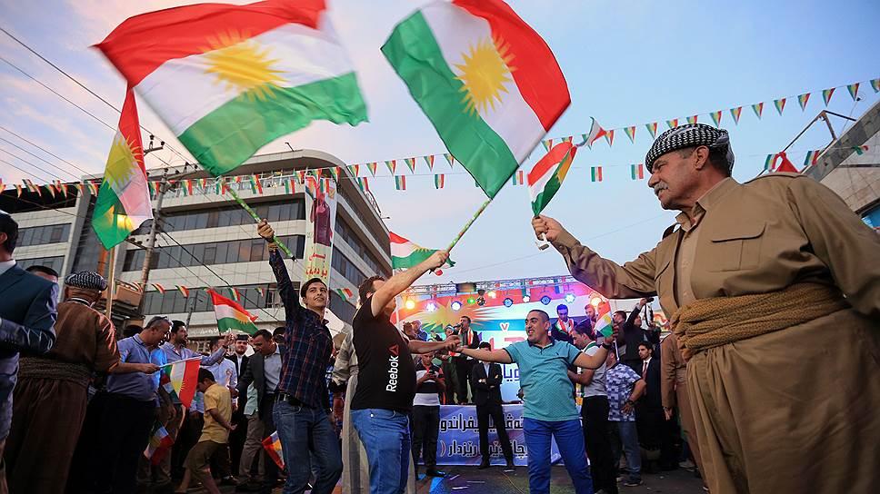 Как Курдистан переходит к переговорам