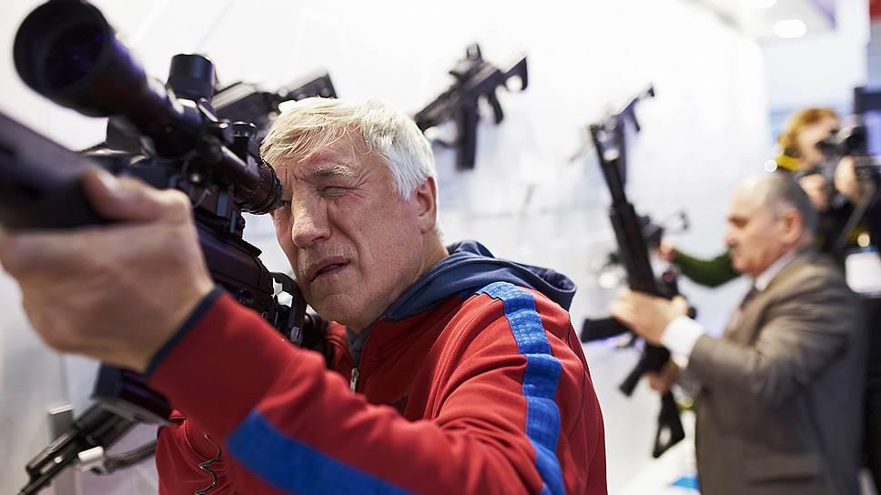 Как «Калашников» получил заем на разработку нового гражданского стрелкового оружия