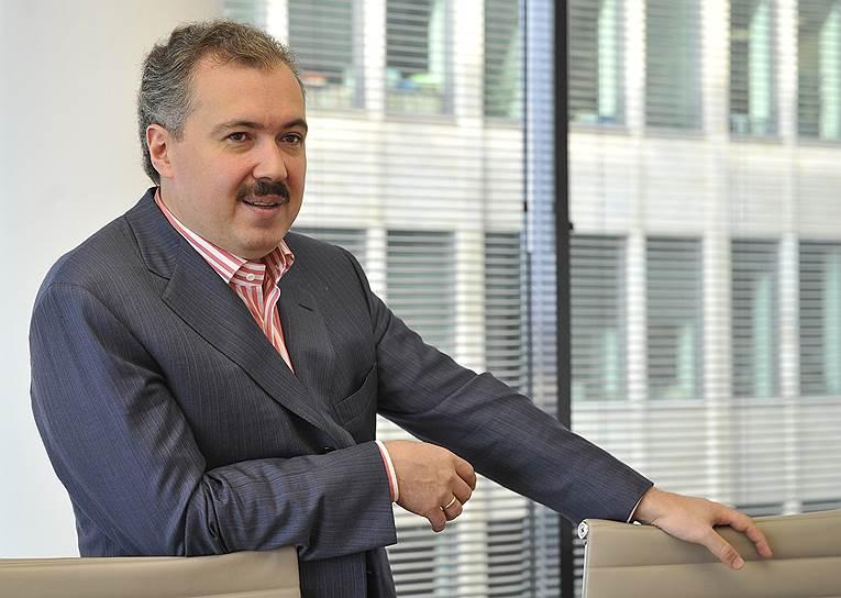 Глава совета директоров «МегаФона» Иван Стрешинский