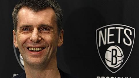 Михаил Прохоров делится «Бруклином» // Он продает 49% акций клуба НБА