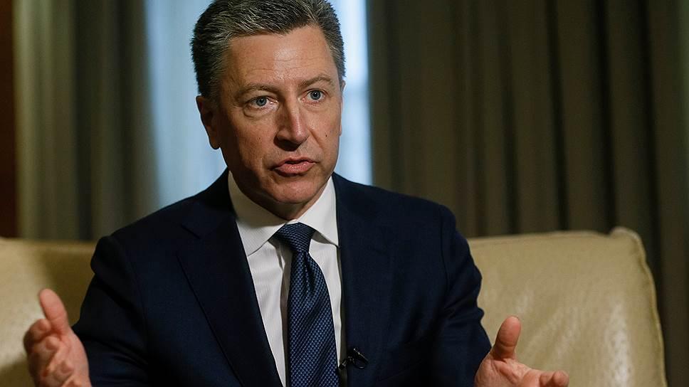 Как прошел визит в Киев спецпредставителя США
