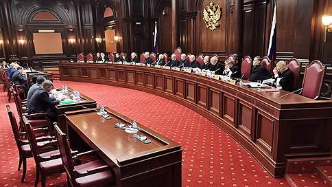 Муниципальные депутаты готовятся идти в Конституционный суд