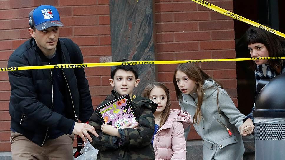 Зарубежные СМИ — о теракте в Нью-Йорке