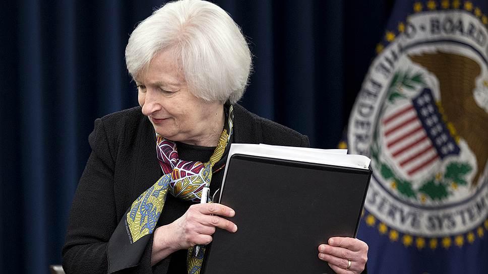 Почему ФРС не стала менять ставку в прошлый раз
