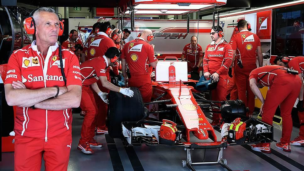 Как Ferrari готовилась уйти из «Формулы-1»